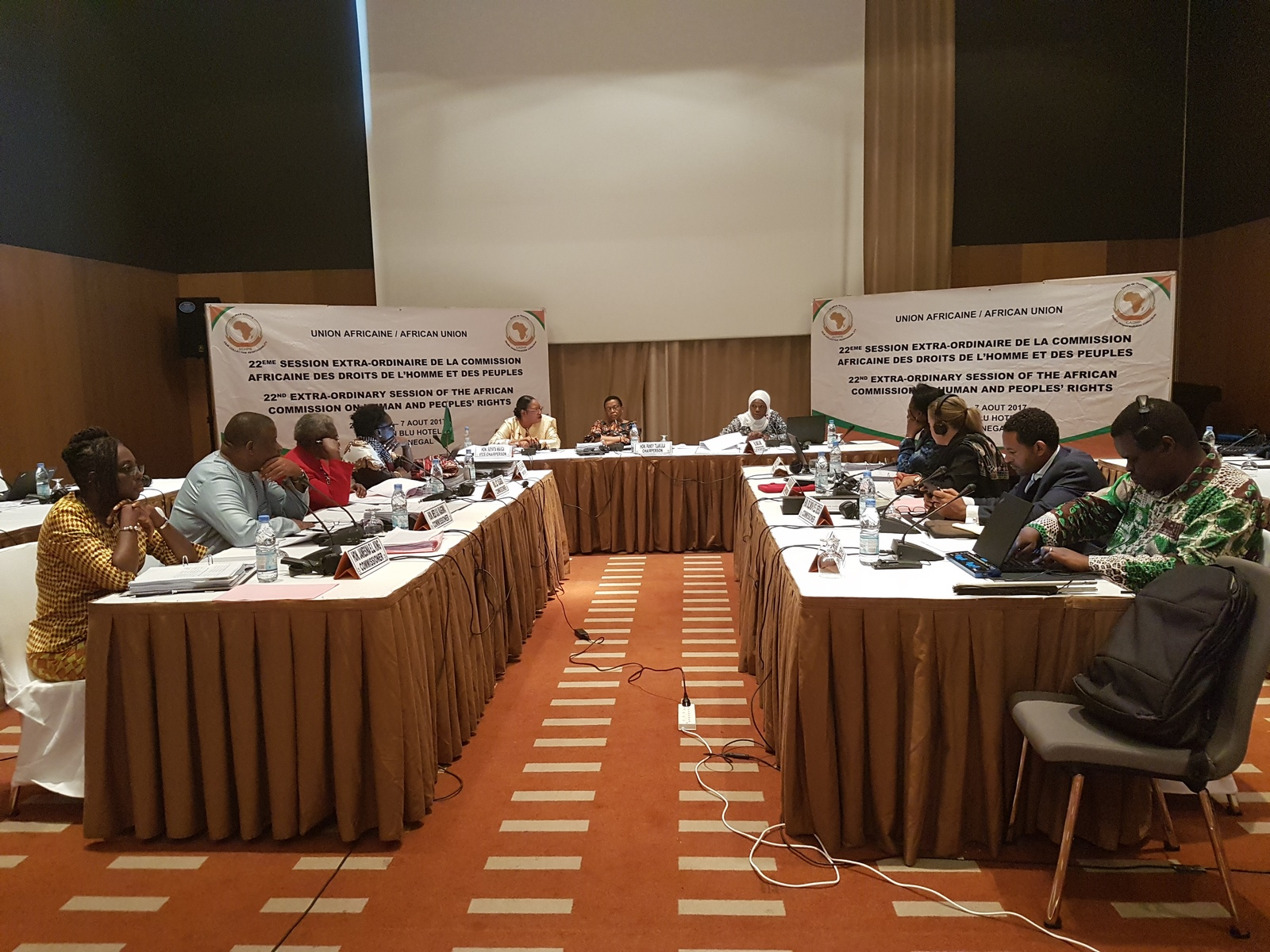 ACHPR Session